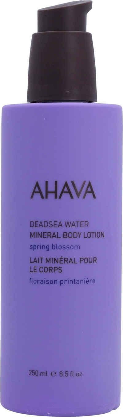 AHAVA Körperlotion »Deadsea Water Mineral Body Lotion Spring Blossom«
