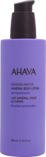 AHAVA Körperlotion »Deadsea Water Mineral Body Lotion Spring Blossom«