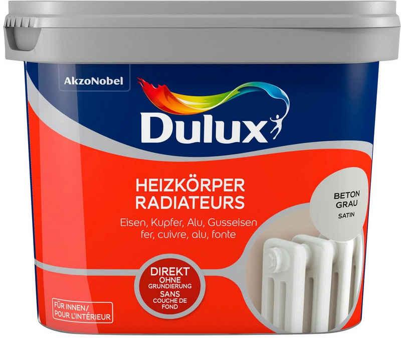 Dulux Heizkörperlack »Fresh Up«, beton grau, 0,75 l