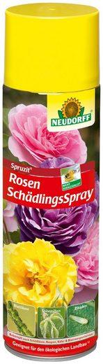 Neudorff Pflanzenschutzmittel »Spruzit Rosen Schädlings Spray«, Spray, 400 ml