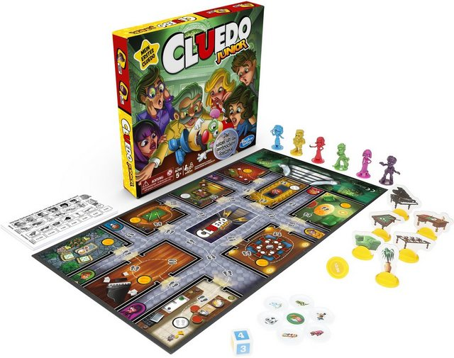 Image of Cluedo Junior