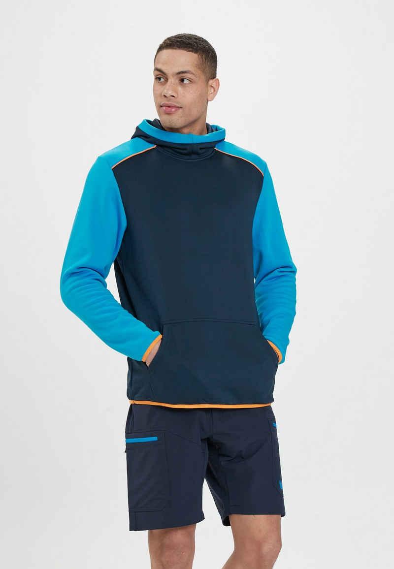 WHISTLER Kapuzensweatshirt »CASTER M Powerstretch Hoodie« aus atmungsaktivem Funktionsstretch