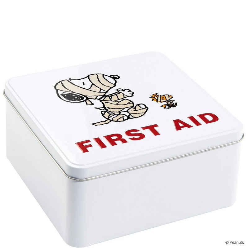 BUTLERS Aufbewahrungsbox »PEANUTS Dose First Aid Mumie«