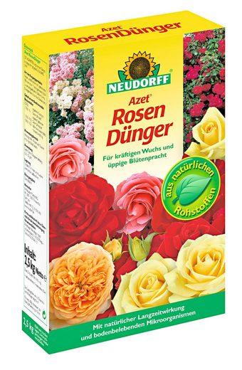 Neudorff Pflanzendünger »Azet«, 2,5 kg