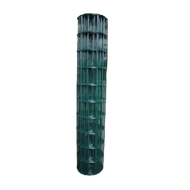 VaGo-Tools Maschendrahtzaun »Maschendrahtzaun 25x25 mm - Höhe 1,00m, Länge 10m«