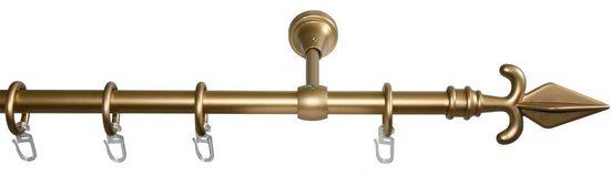 Gardinenstange »Rustika Pfeil«, GARESA, Ø 16 mm, 1-läufig, Wunschmaßlänge