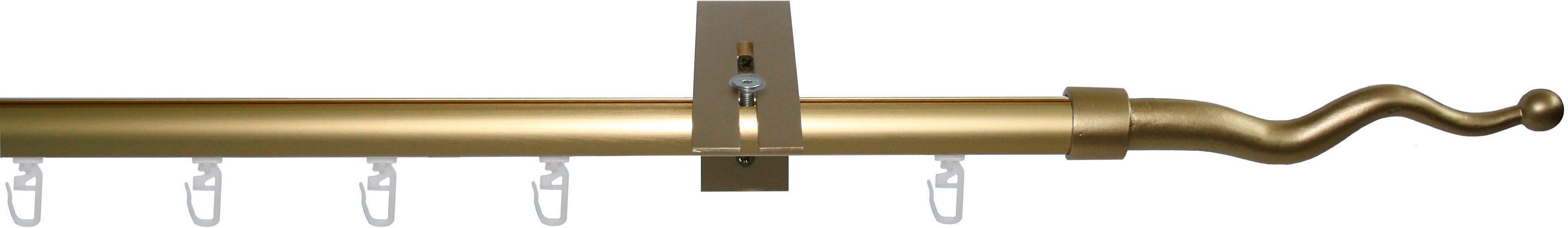 Gardinenstange mit Innenlauf nach Maß ø 20 mm, Garesa, »Battu«