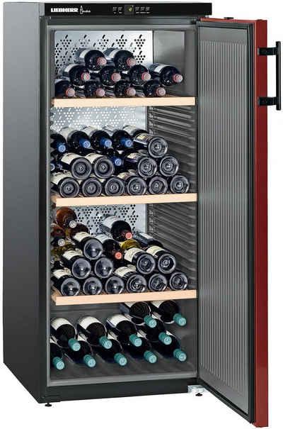 Liebherr Weintemperierschrank WKr 3211-22, für 164 Standardflaschen á 0,75l