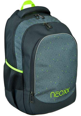 neoxx Mokyklinė kuprinė »Fly Boom« iš recyce...