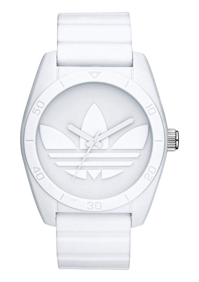 adidas Originals Quarzuhr »SANTIAGO, ADH6166« in weiß