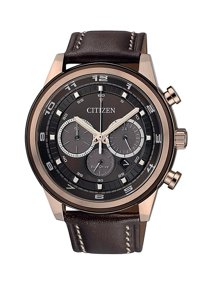 Citizen Chronograph »CA4037-01W«