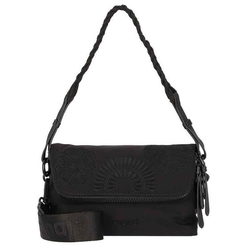 Desigual Umhängetasche »Fabric Across Body Bag Umhängetasche«