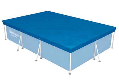 Bestway Pool-Abdeckplane »Flowclear™«, BxL: 205x304 cm