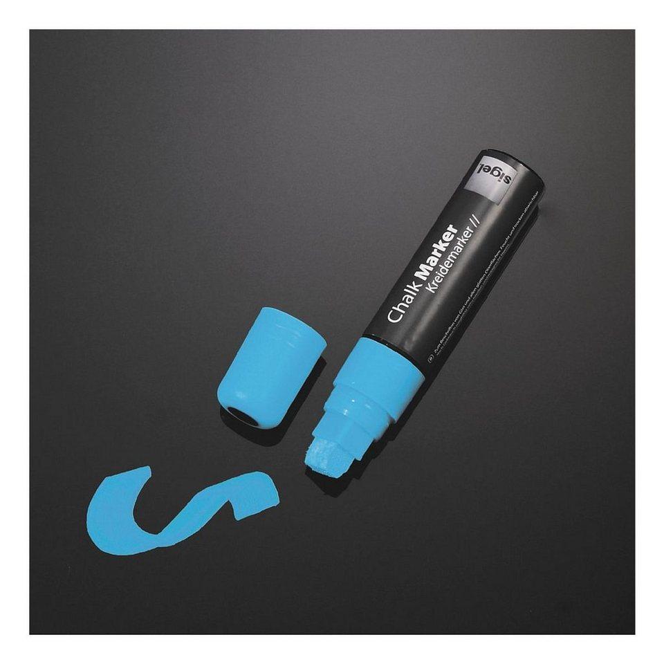 Sigel Kreidemarker »150« in blau