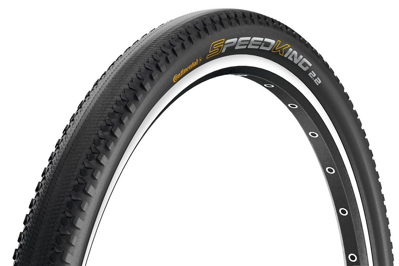 Continental Fahrradreifen »Speed King RaceSport 26 x 2.2 faltbar«