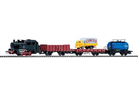 PIKO Starterset »Güterzug – Analog - 57111«, Spur H0
