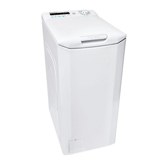 Candy Waschmaschine Toplader CSTG 482DVE/1-S, 8 kg, 1400 U/min, Mengenautomatik