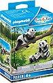 Playmobil® Konstruktions-Spielset »Koalas mit Baby (70352) und Pandas mit Baby (70353), Family Fun«, (Set), Made in Europe, Bild 3