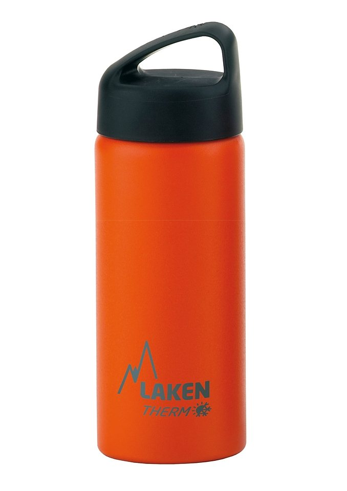 Trinkflasche, Laken®, »Classic Thermo« in orange