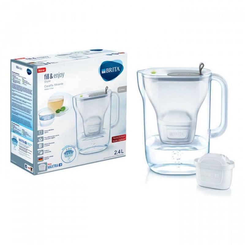 BRITA Wasserfilter Wasseraufbereiter Style fill & enjoy, Zubehör für Brita