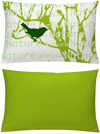 Kissenhüllen »Nature«, emotion textiles