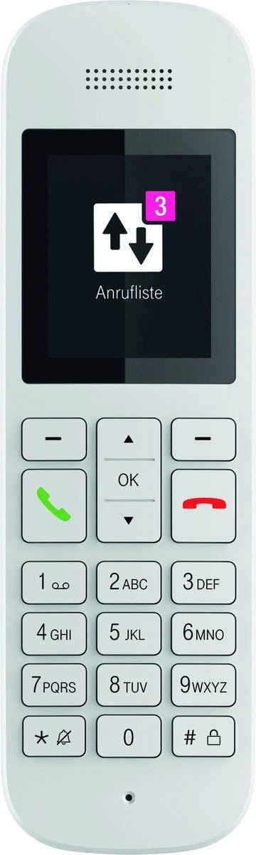 Telekom »Speedphone 12« Schnurloses DECT-Telefon (Mobilteile: 1)
