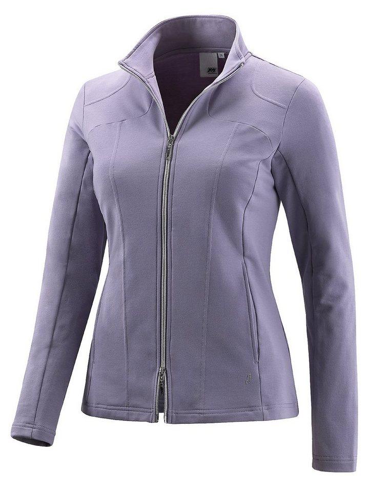 JOY sportswear Jacke »KATTY« in plum