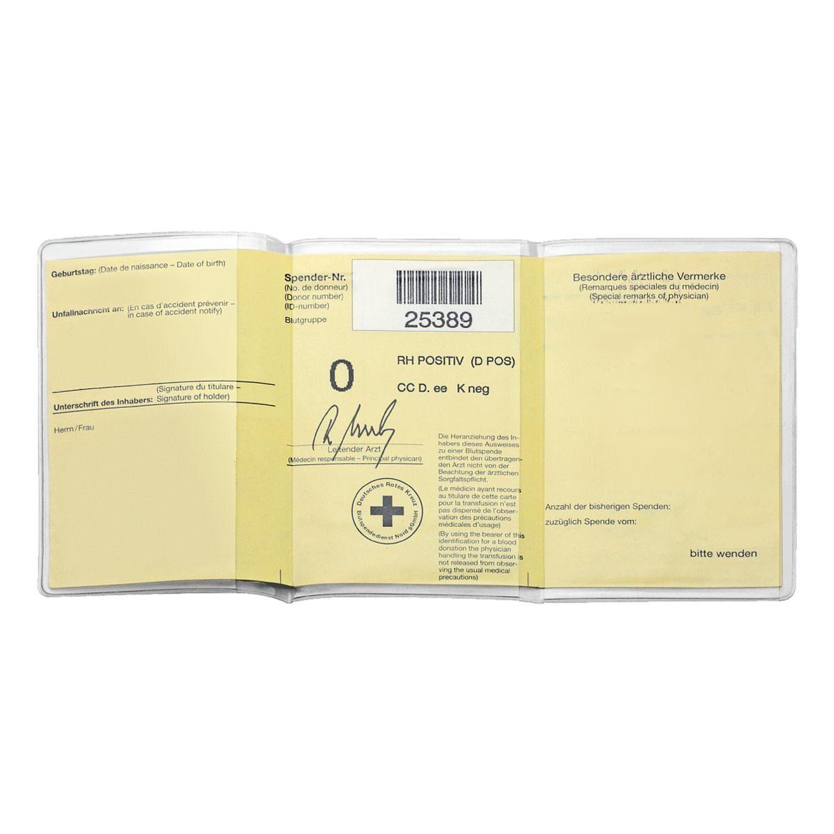 OTTO Office Standard KFZ-Ausweishülle