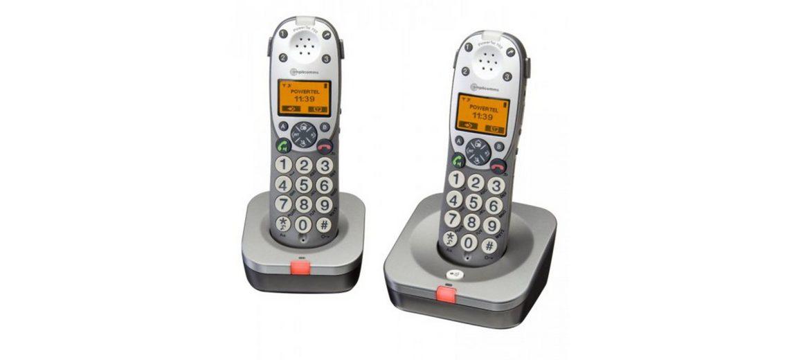 Audioline Telefon »amplicomms PowerTel 702«