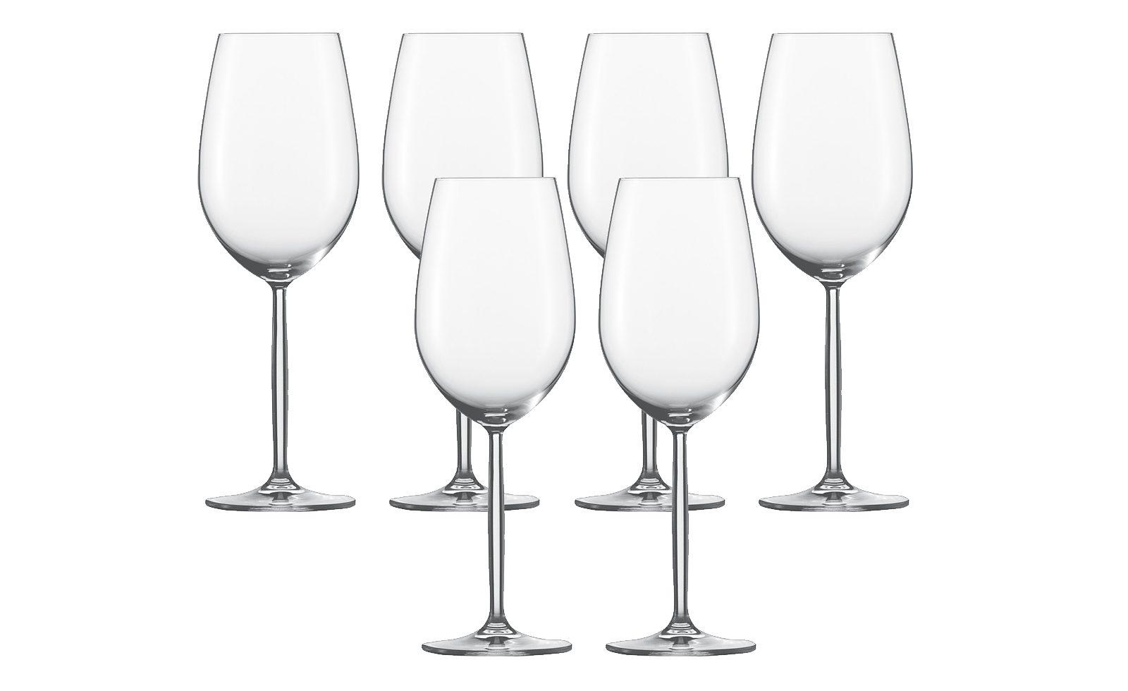 Schott Zwiesel Bordeaux Glas 6er-Set »Diva«