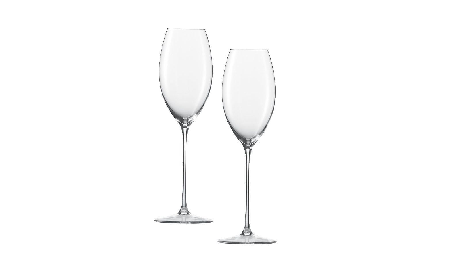 Zwiesel 1872 Set: Champagner Glas 2er-Set »Enoteca«