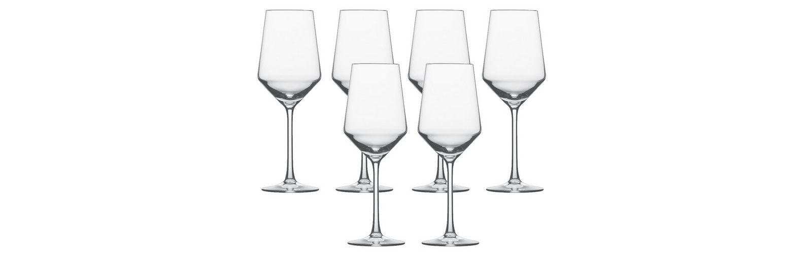 Schott Zwiesel Set: Sauvignon Blanc Glas 6er-Set »Pure«