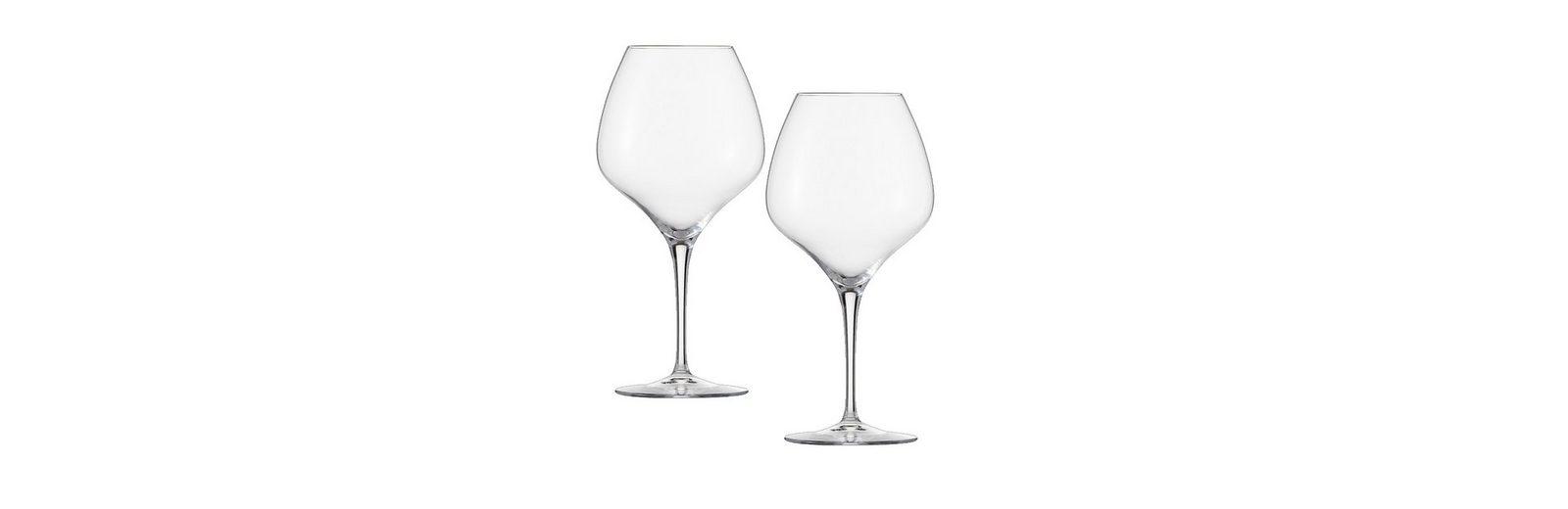 Zwiesel 1872 Set: Grauburgunder Glas 2er-Set »The First«
