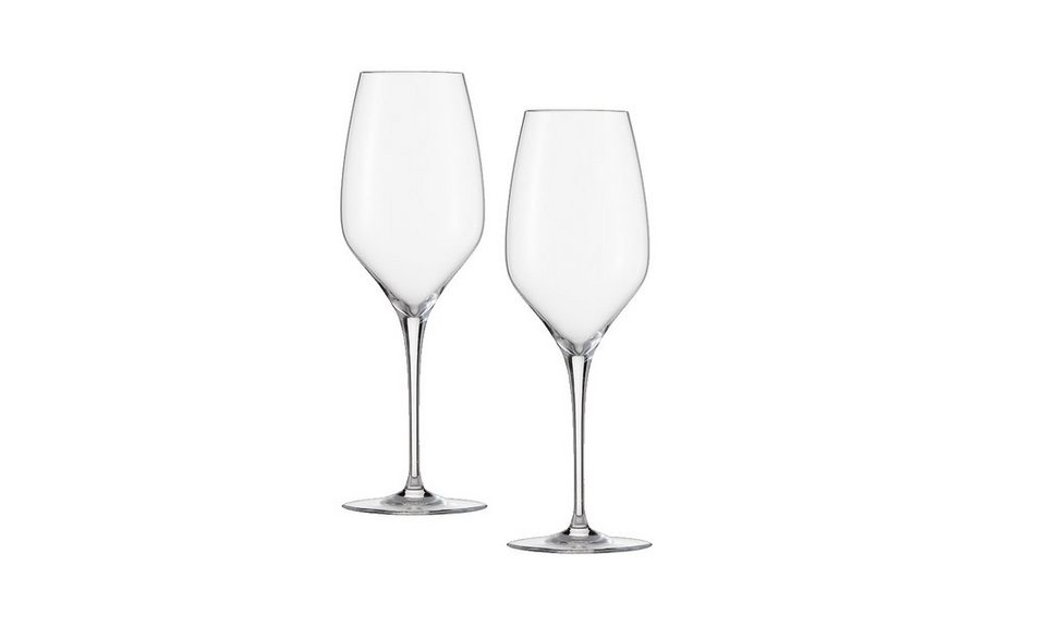 Zwiesel 1872 Riesling Glas 2er-Set »The First« 2-teilig in Transparent