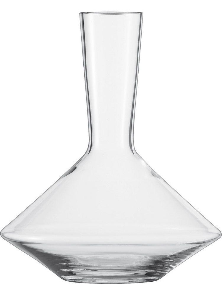 Schott Zwiesel Rotweindekanter 0,75 Liter »Pure« in Transparent