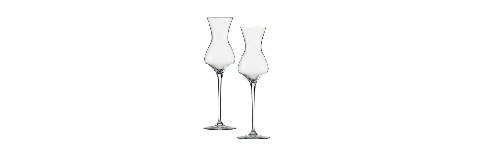 Zwiesel 1872 Set: Grappa Glas 2er-Set »The First«