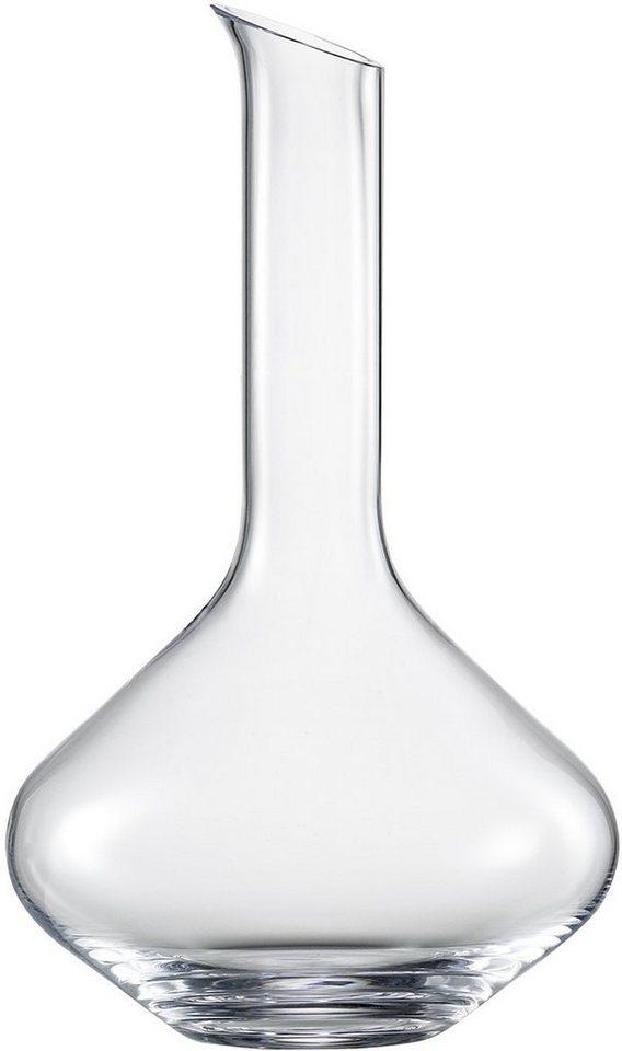 Schott Zwiesel Rotweindekanter 0,75 Liter »Vinao« in Transparent