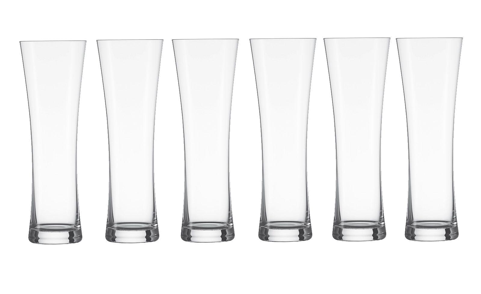 Schott Zwiesel Set: Weizenbierglas 6er-Set »Beer Basic«