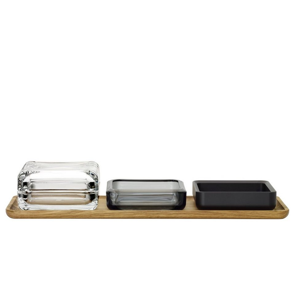 IITTALA Iittala VITRIINI Glasbox 10.8cm klar in klar
