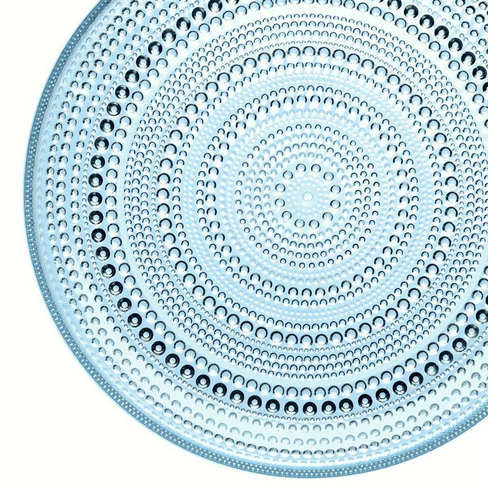IITTALA Iittala Teller KASTEHELMI hellblau 26 cm in hellblau