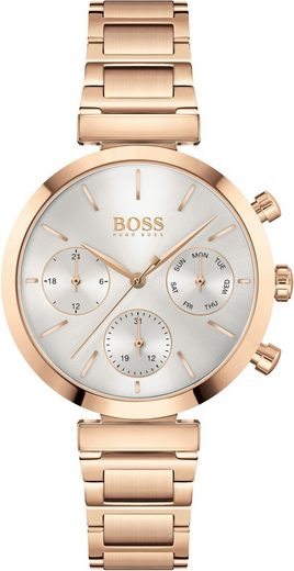 Boss Multifunktionsuhr »Flawless, 1502531«