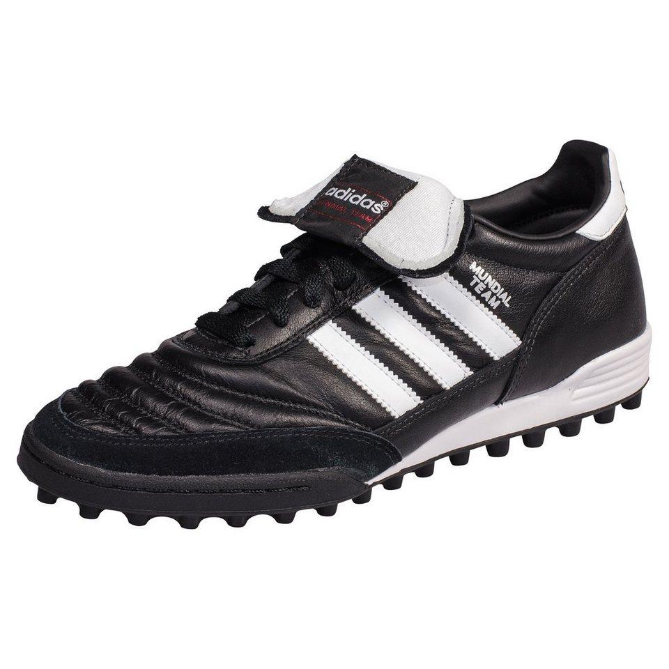 adidas Performance Mundial Team Fußballschuh Herren in schwarz / weiß
