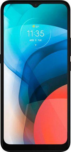 Motorola Moto e7 Smartphone (16,5 cm/6,5 Zoll, 32 GB Speicherplatz, 48 MP Kamera)