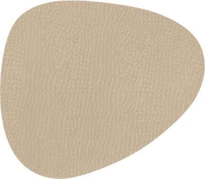 Platzset, »Iguana – Stone-Shape«, stuco, (Set, 2-St)