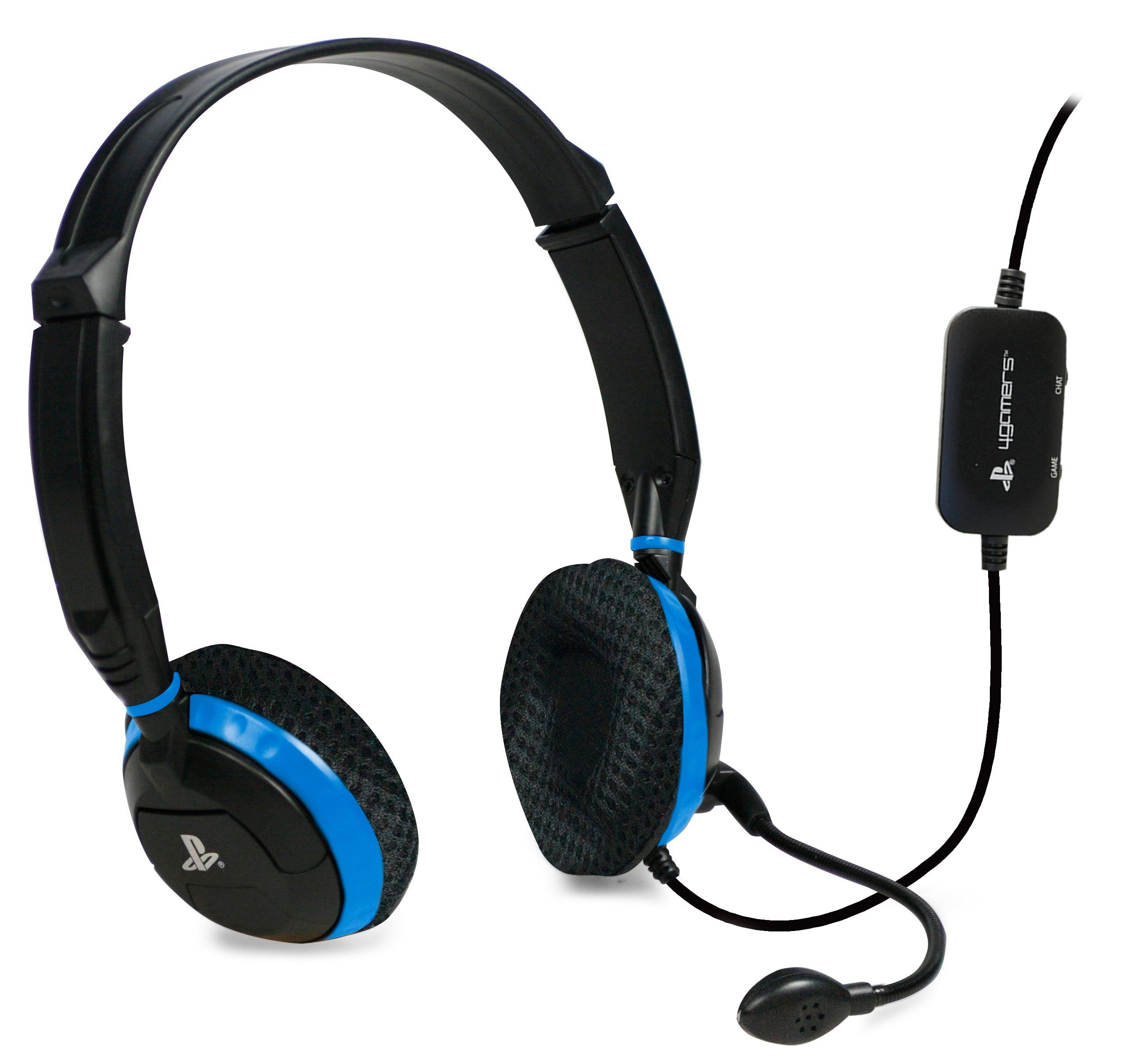 4gamers Comm-Play Stereo Gaming Headset CP-01 »(PS3)«