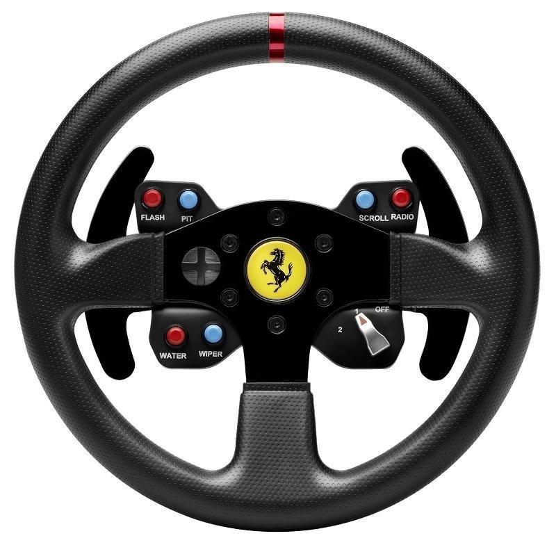 Thrustmaster Ferrari GTE Wheel Add-On für Lenkrad T500 »(PS3 PC)«