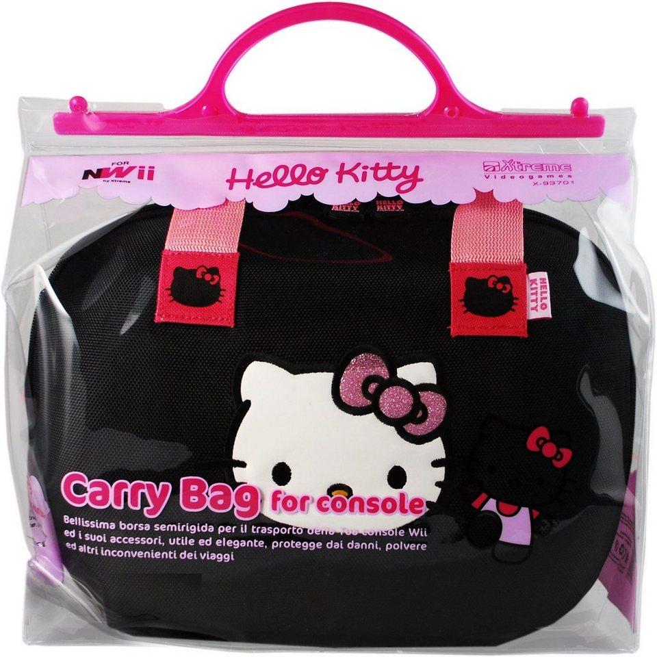 Extreme Tasche Hello Kitty Schwarz »(Wii)«