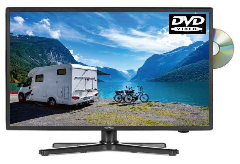 Reflexion LDDW220 LED-Fernseher (55,00 cm/22 Zoll, Full HD, integrierter DVD-Player)