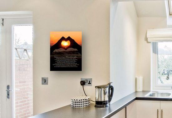 Home affaire Bild »Wahrer Freund«  40/50 cm