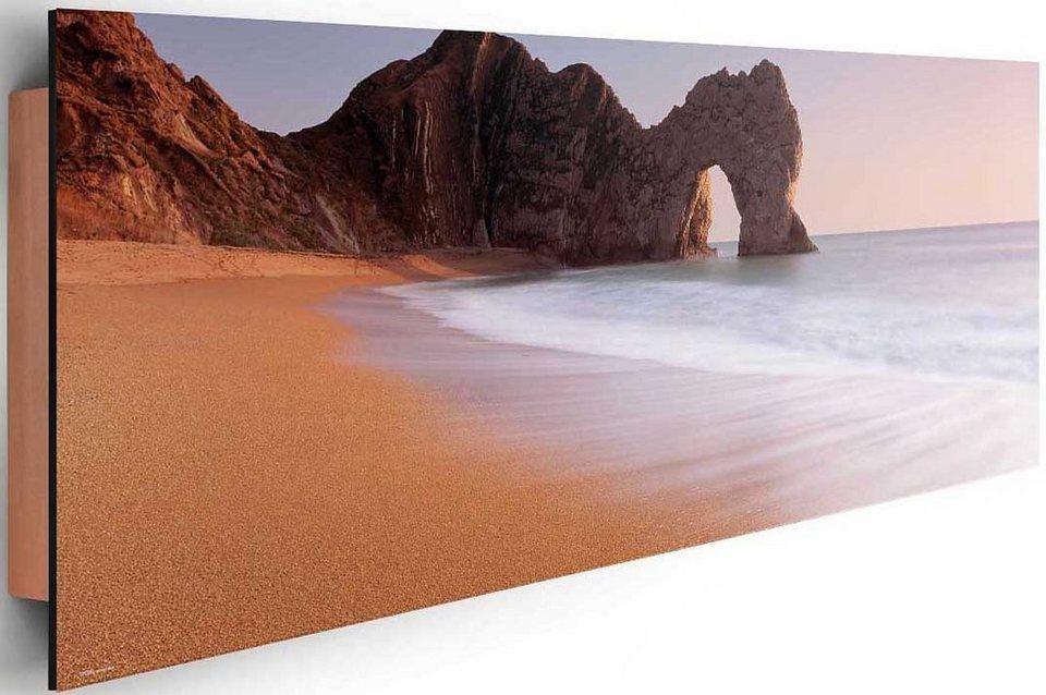 Bild, Home affaire, »David Noton - durdle door«, 156/52 cm in natur